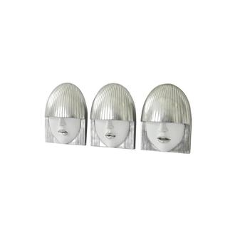Las Madame Set of 3 Wall Decor