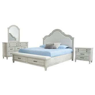 Warren 4-Piece King Bedroom Set