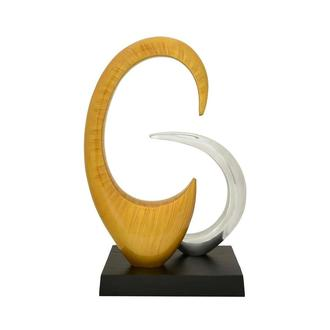 Elliston Yellow Sculpture