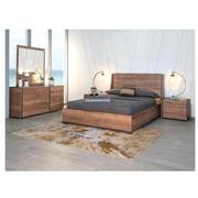 Lugano Queen Panel Bed Made in Italy  alternate image, 2 of 7 images.