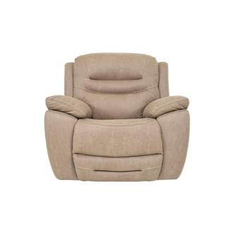 Dan Cream Power Recliner