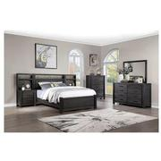 Roca Queen Platform Bed w/Nightstands  alternate image, 3 of 12 images.
