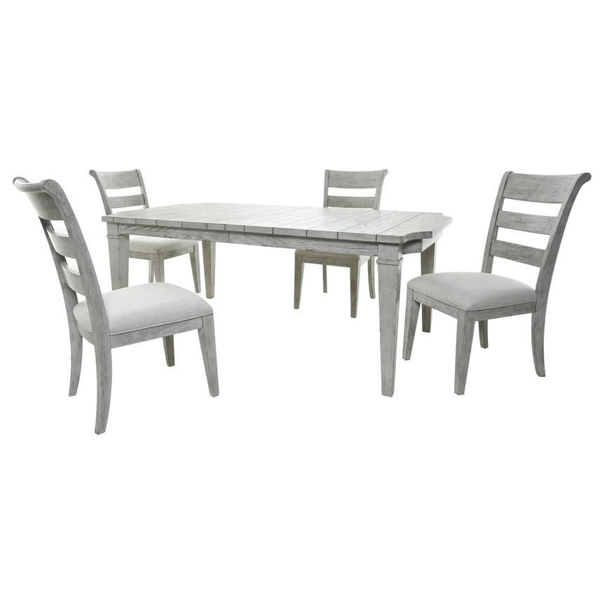 Warren 5-Piece Dining Set  main image, 1 of 18 images.
