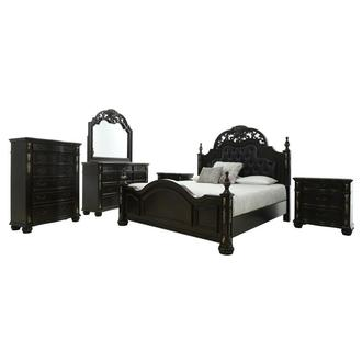 Max 6-Piece Queen Bedroom Set