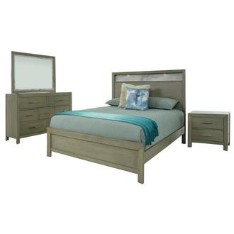 Ivy 4-Piece Queen Bedroom Set