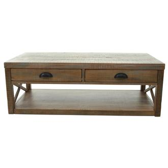 Durango Coffee Table w/Casters