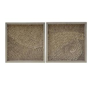 Spiaggia Set of 2 Wall Decor