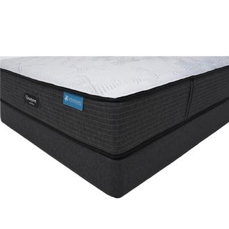 Harmony Cayman-Extra Firm Full Mattress w/Low Foundation Beautyrest by Simmons