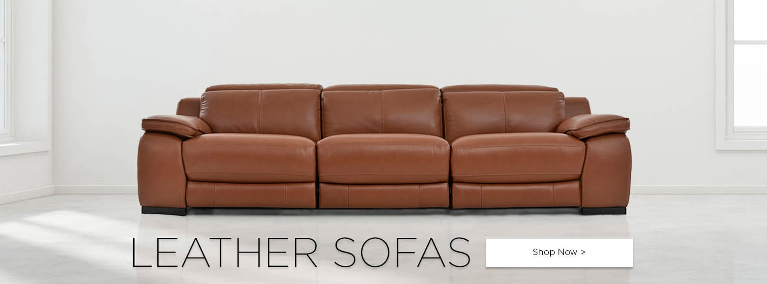 Leather Sofas Now